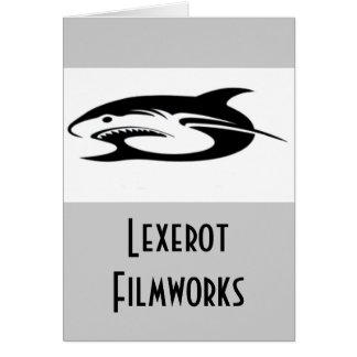 鮫のロゴプロダクト カード