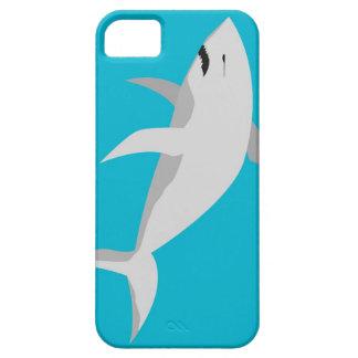 鮫の例 iPhone SE/5/5s ケース