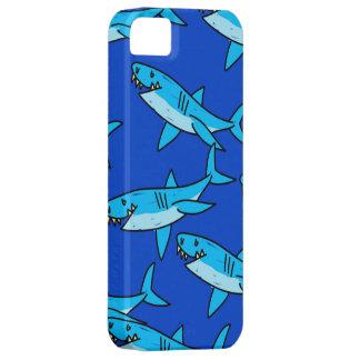 鮫の壁紙 iPhone SE/5/5s ケース