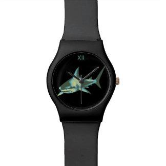 鮫の時間 腕時計