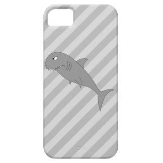 鮫の漫画 iPhone SE/5/5s ケース