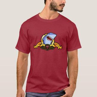 鮫の為のTシャツのための鮫 Tシャツ