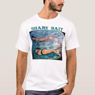 鮫の餌のTシャツ Tシャツ