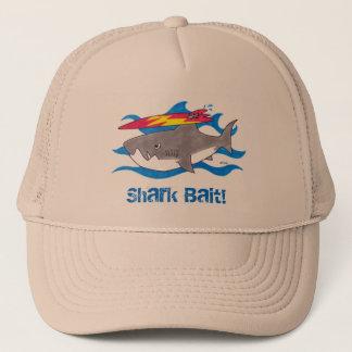 鮫の餌! キャップ