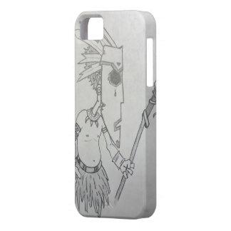 鮫の餌 iPhone SE/5/5s ケース