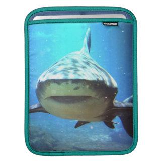 鮫のiPadの袖 iPadスリーブ