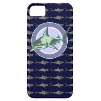 鮫は3gを冷却します iPhone SE/5/5s ケース