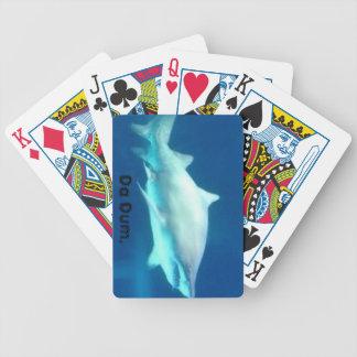 鮫カード バイスクルトランプ