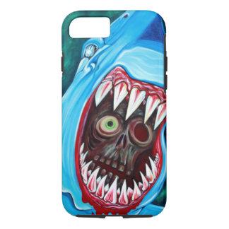 鮫対ゾンビ iPhone 8/7ケース