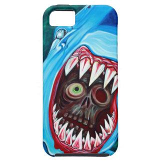 鮫対ゾンビ iPhone SE/5/5s ケース