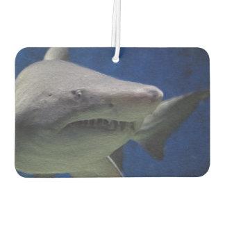 鮫車の芳香剤 カーエアーフレッシュナー