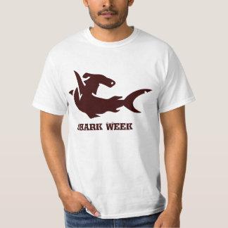 鮫週 Tシャツ
