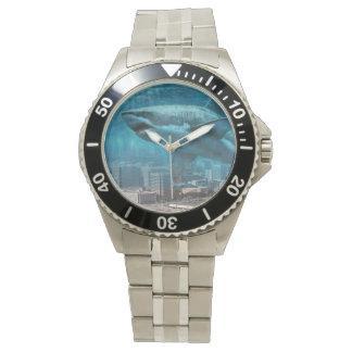 鮫都市腕時計 腕時計