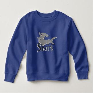 鮫 スウェットシャツ