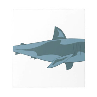 鮫 ノートパッド