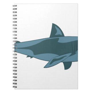 鮫 ノートブック