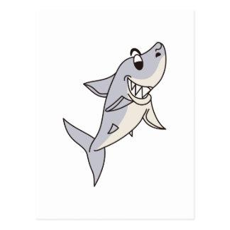 鮫 ポストカード