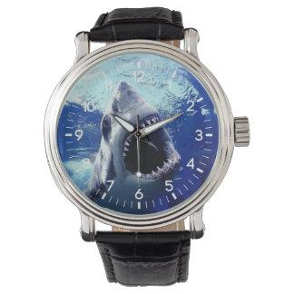 鮫 腕時計