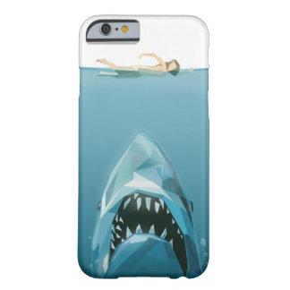 鮫 BARELY THERE iPhone 6 ケース
