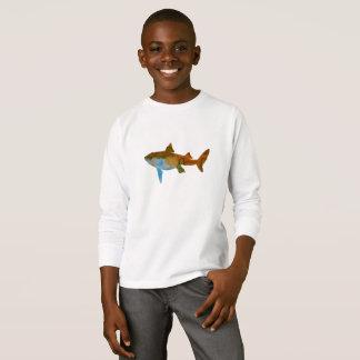 鮫 Tシャツ