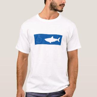 鮫t-shirt2のように tシャツ