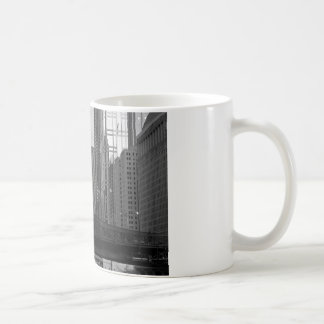 鮮やかなシカゴ コーヒーマグカップ