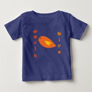 鮮やかな子供のティー ベビーTシャツ