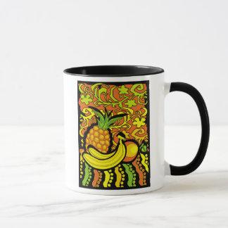 鮮やかな熱帯stillife マグカップ