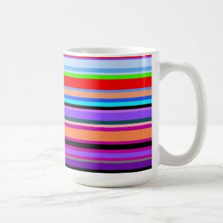 鮮やかな色 コーヒーマグカップ