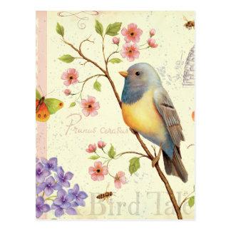 鳥および蜂 ポストカード