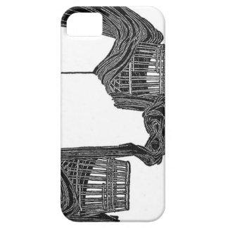 鳥かごのiphoneの場合 iPhone SE/5/5s ケース