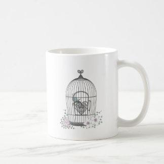 鳥かご コーヒーマグカップ