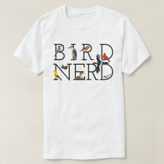 鳥のおたく Tシャツ