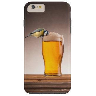 鳥のためのビール TOUGH iPhone 6 PLUS ケース