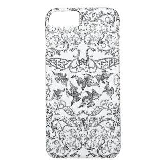 鳥のサーカス iPhone 8/7ケース