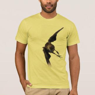 鳥のパニック Tシャツ