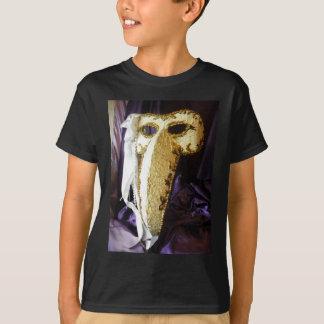 鳥のマスク Tシャツ