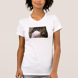 鳥のワイシャツ Tシャツ