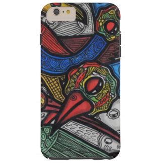 鳥の会議 TOUGH iPhone 6 PLUS ケース