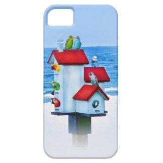 鳥の十分の鳥の家 iPhone SE/5/5s ケース