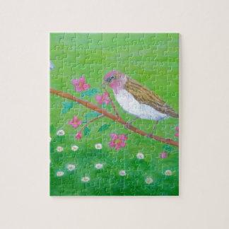 鳥の家 ジグソーパズル