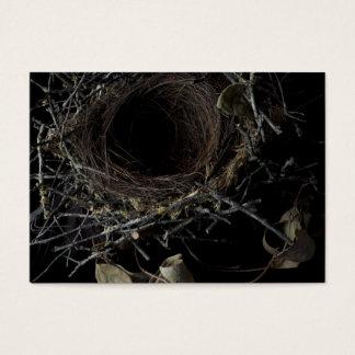 鳥の巣の名刺 名刺