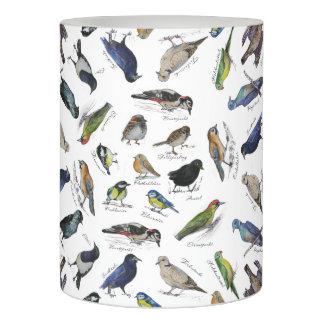 鳥の庭 LEDキャンドル