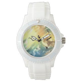 鳥の自由 腕時計