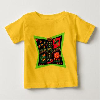 鳥の雑談の傑作 ベビーTシャツ