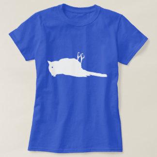 鳥のRoadkillの死んだグラフィック Tシャツ