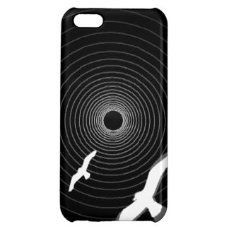 鳥はトンネルの端につきます iPhone 5C カバー