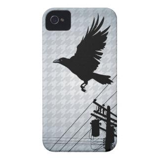 鳥は飛びました(流行病) Case-Mate iPhone 4 ケース