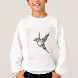 鳥ビジネス スウェットシャツ