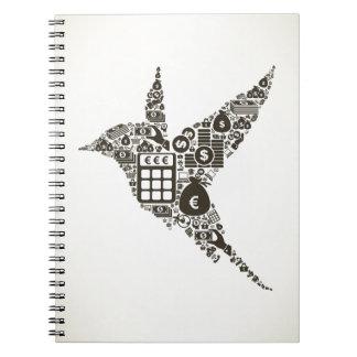鳥ビジネス ノートブック